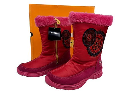 Desigual Winter Gypsy Rosa